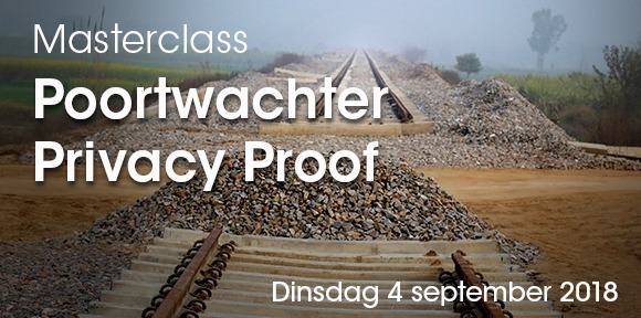 Masterclass Poortwachter Privacy Proof